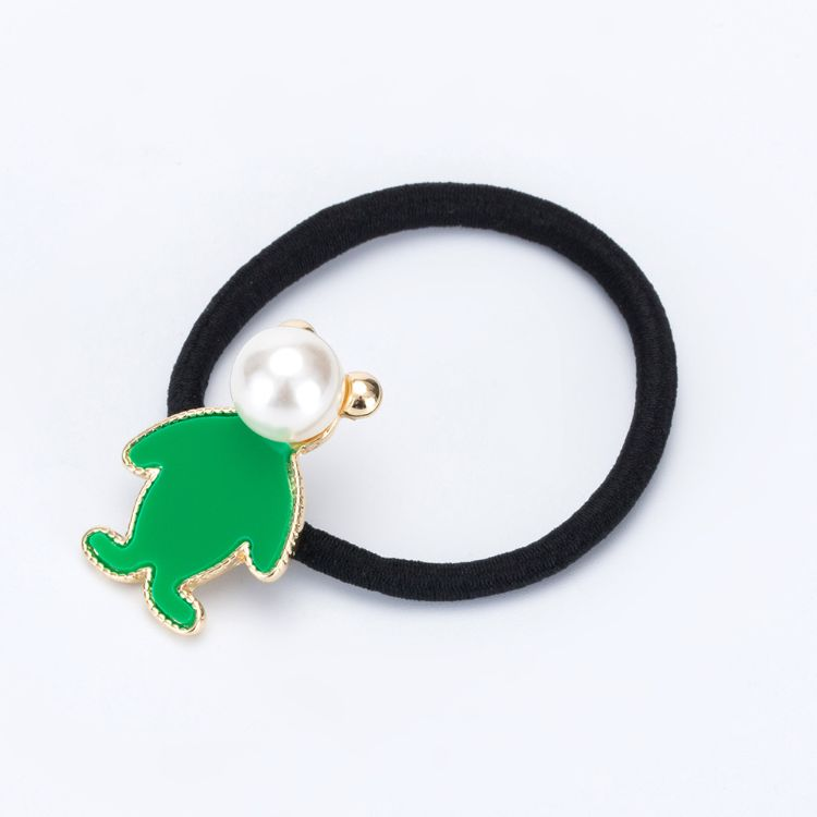头绳韩国小清新可爱简约小熊个性橡皮筋发圈皮套马尾皮筋发绳头饰