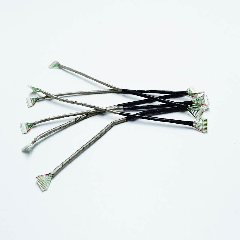 液晶电视LVDS屏线同轴线通用驱动板转接板链接线厂家直销产地货源
