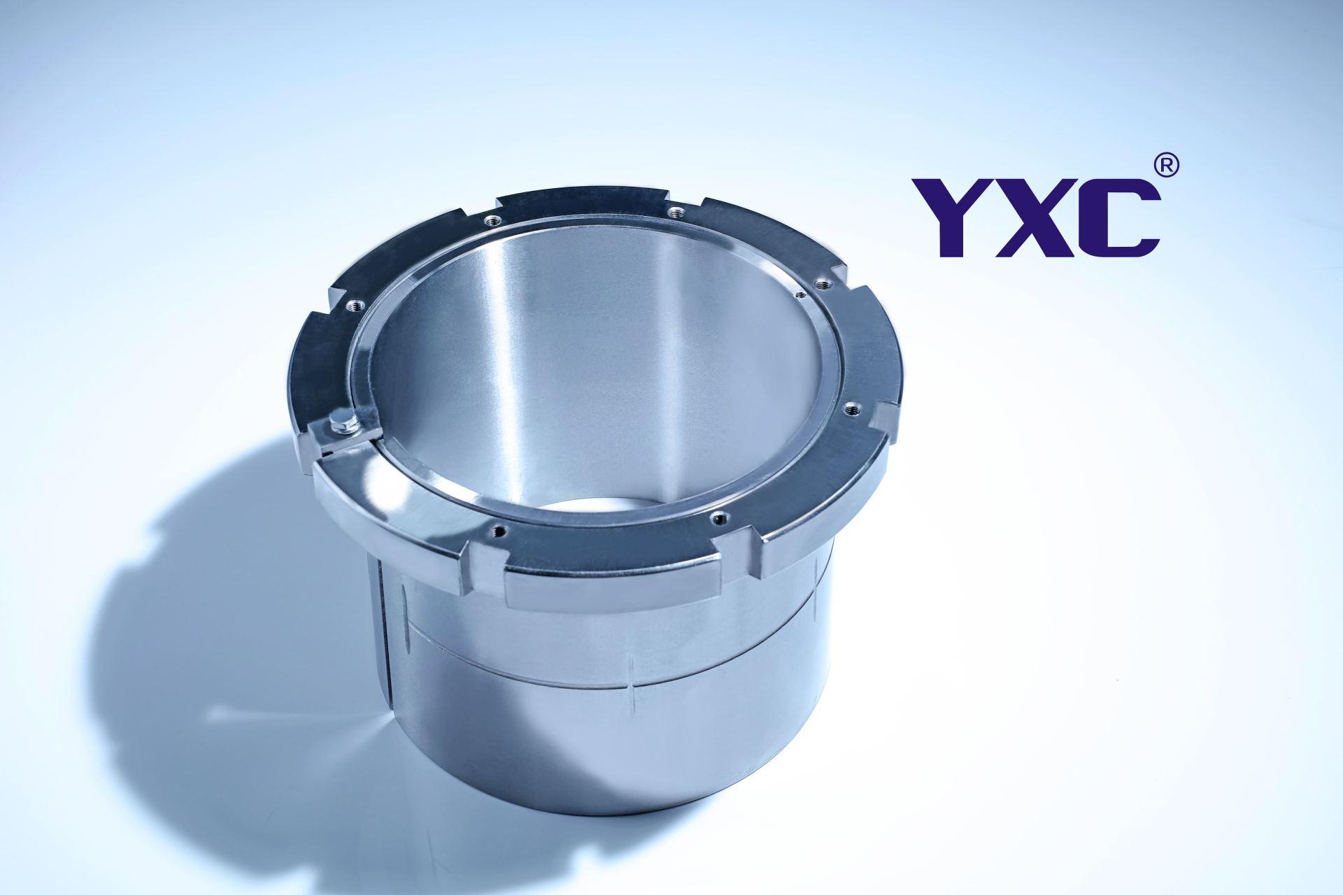 豫西紧定套YXC带油槽OH2344 OH2348