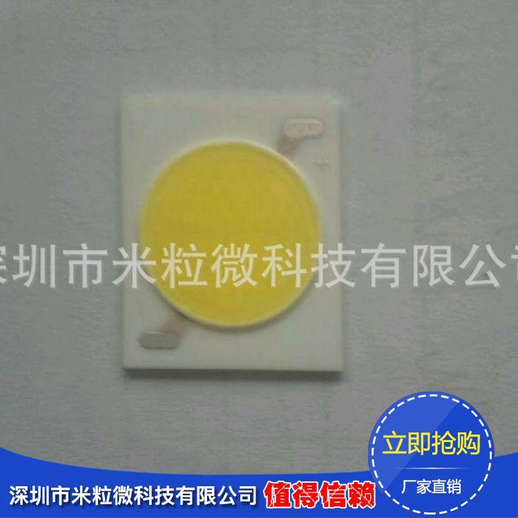 厂家直销 20*24陶瓷COB-陶瓷面光源 -20w大功率cob面光源