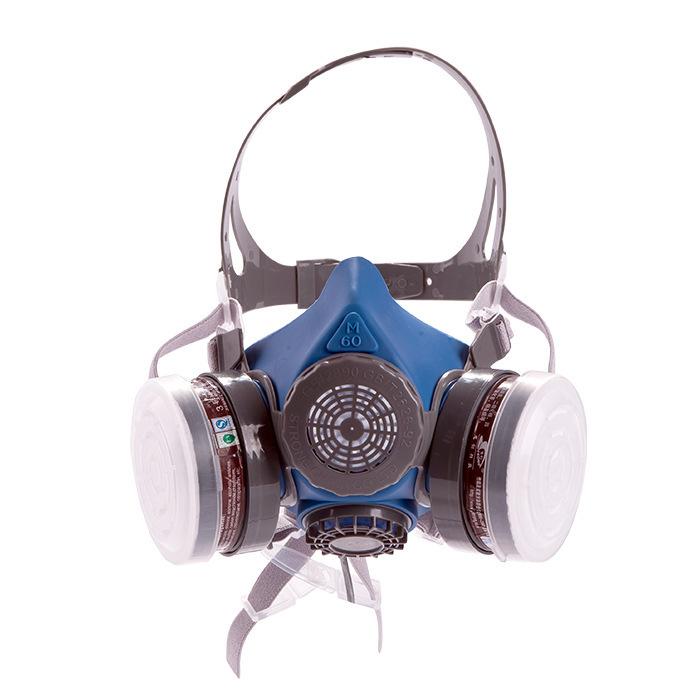 思创正品ST-M60防异味防有机无机气体氨气酸性气体防毒面罩