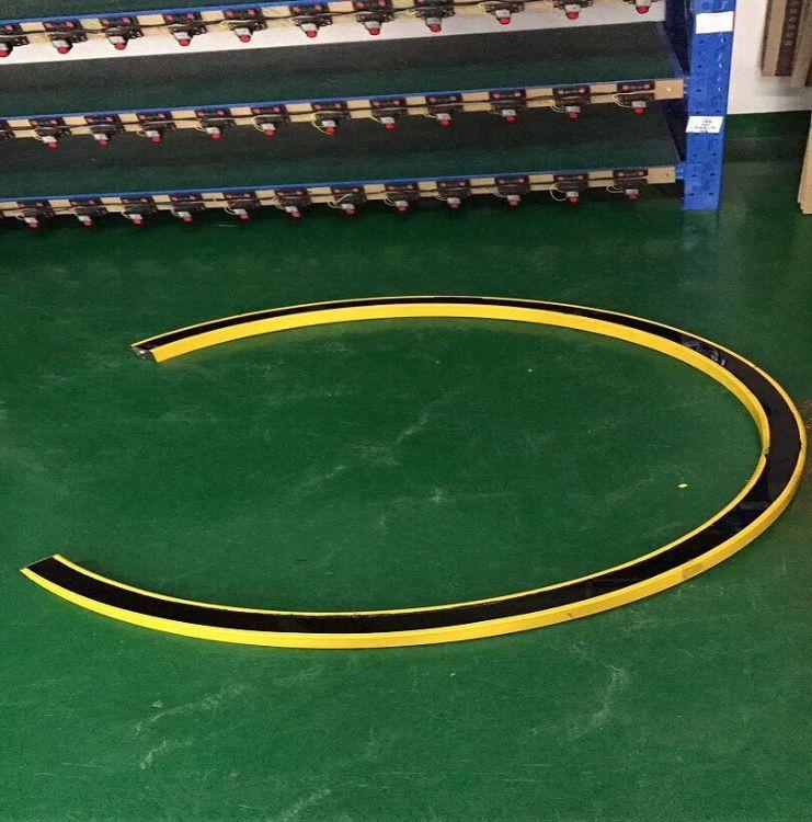定制安全光栅 光幕 弧形安全光栅半圆安全光幕 梯形光栅 直角光栅