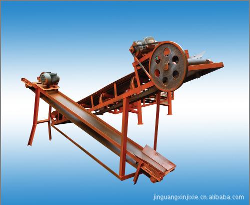 供应新型蜂窝煤供料机    自动上料机 瑞普机械