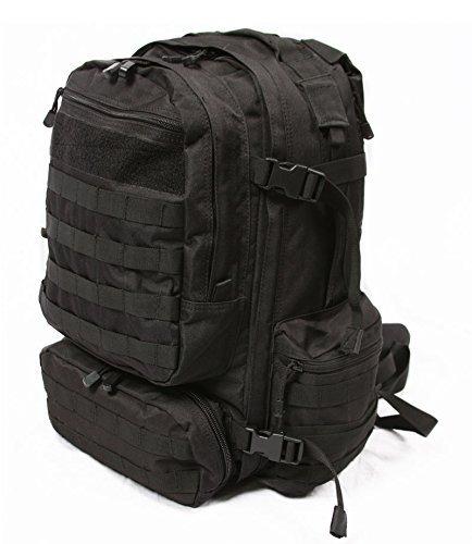 厂家直销批发50L运动户外迷彩组合包 军迷徒步登山包双肩战术背包