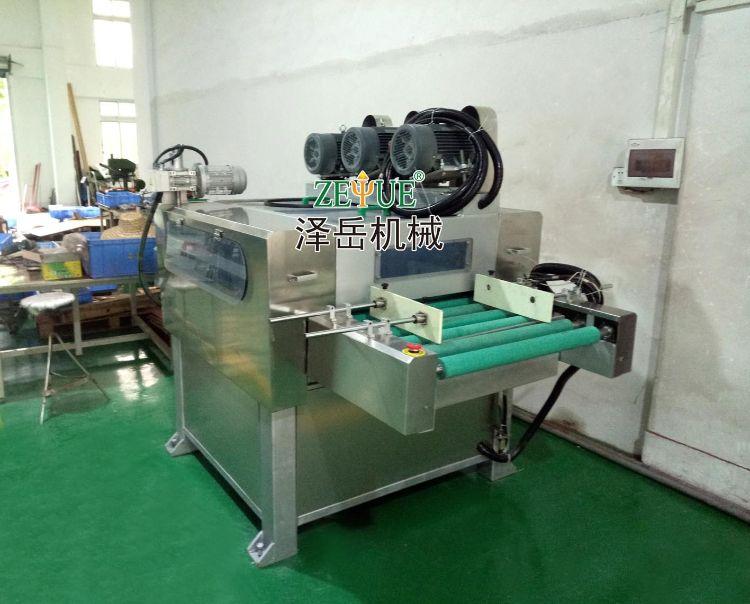 铝板拉丝机、铝表面拉丝机、铝型材打磨拉丝机