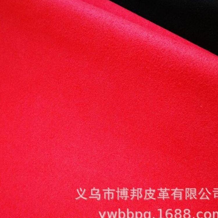 2017新款超纤 绒面超纤 绒面皮革厂家直销