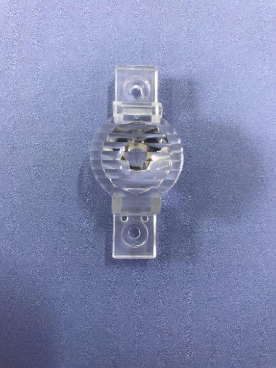 厂家定制  单颗透镜  透镜LED 学光镜片加工定制