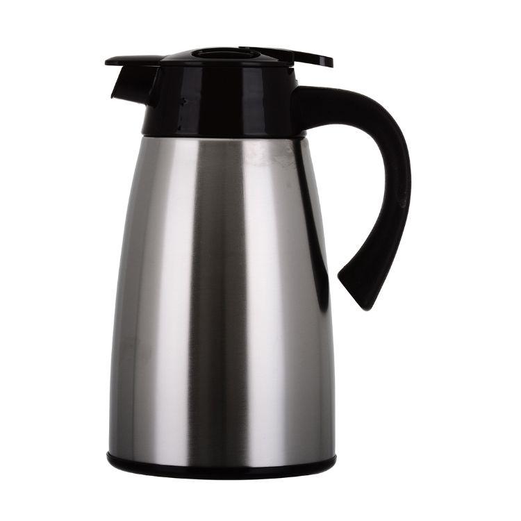 外贸原单不锈钢保温壶 家居日用304环保热水壶 咖啡壶批发定制