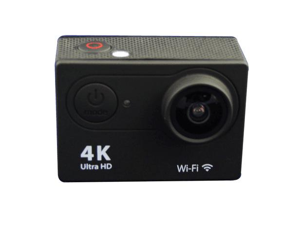 新款热卖4K WiFi   运动相机凌阳6350 迷你防水摄像机 户外运动DV
