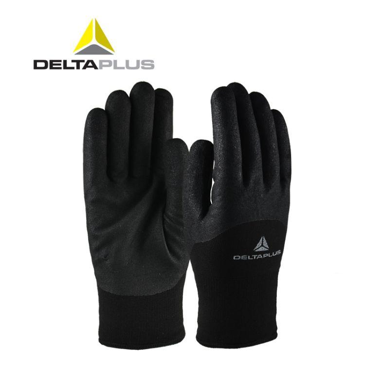 代尔塔201750秋冬季防寒保暖手套摩托车电动车骑行耐磨防低温加厚