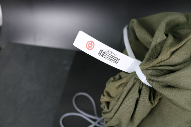 票据包,牛津布袋,帆布袋标签 ,