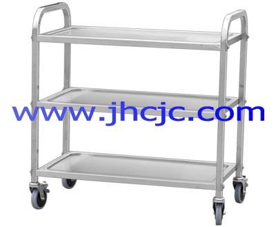 酒店厨房设备 商用小餐车 不锈钢酒店设备 深圳厨具公司