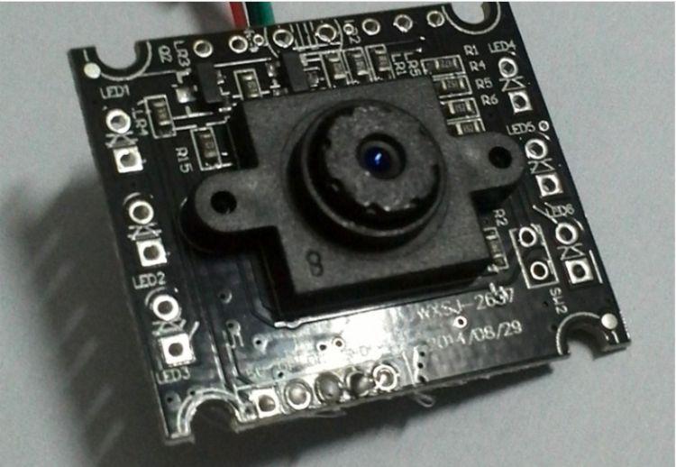 工业级高清高速USB2.0 60FPS/S摄像头带麦克风