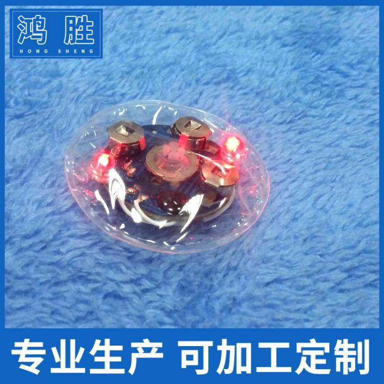 防水挤压音乐盒 厂家定做玩偶内部发声配件防水挤压音乐盒