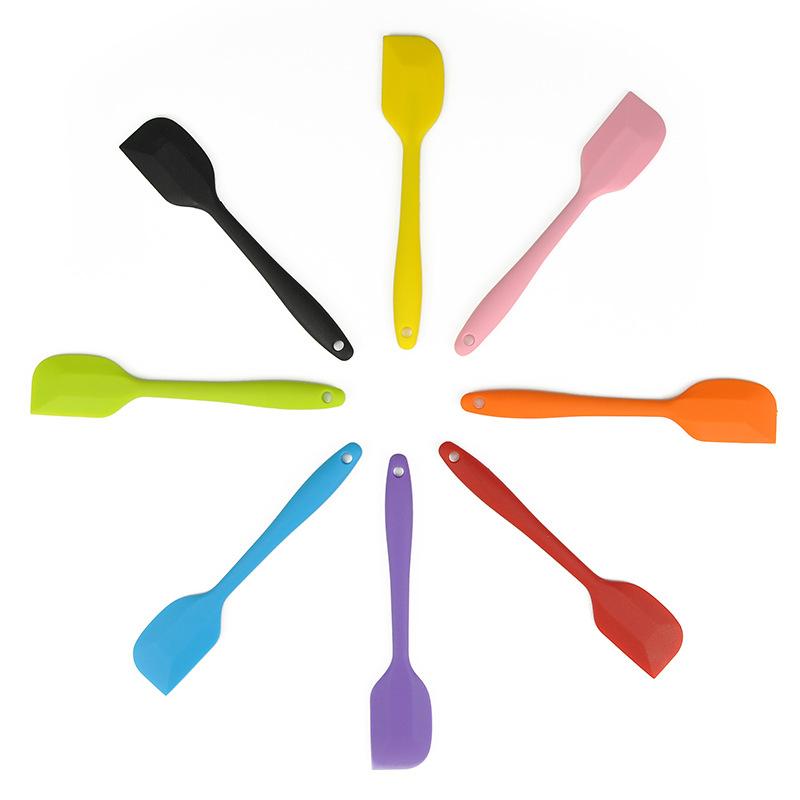 厂家直销硅胶刮刀小号奶油抹刀DIY烘焙铲刀做蛋糕小工具现货热销