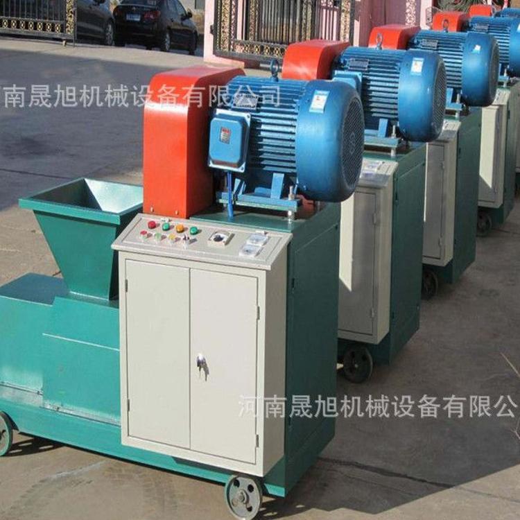 加工定制木炭机 现货供应全自动机制木炭机 制棒机价格多少