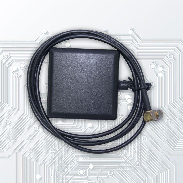 正品双频BD2+GPS二合一北斗二代双模定位导航授时模块专用天线 BD