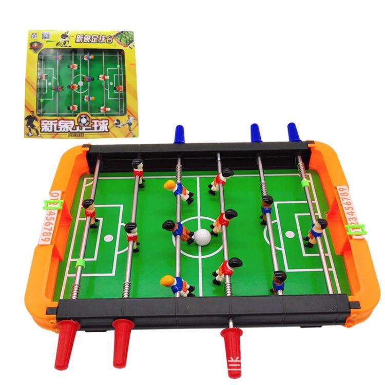 大号六杆桌上足球对战机世界杯儿童体育互动益智桌面足球玩具批发