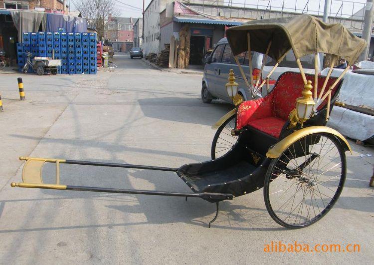 人力车 老上海仿古黄包车 质优价廉 常年供应非马车三轮车