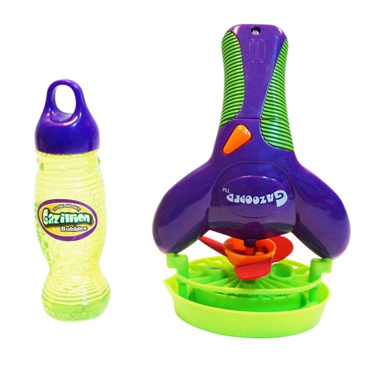 Gazillion美国泡泡机 环保安全泡泡水 泡泡液 吹泡泡玩具