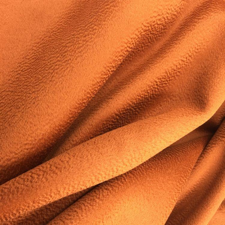 秋冬热销现货80支澳毛双面水波纹面料 精品时尚羊绒羊毛女装毛呢
