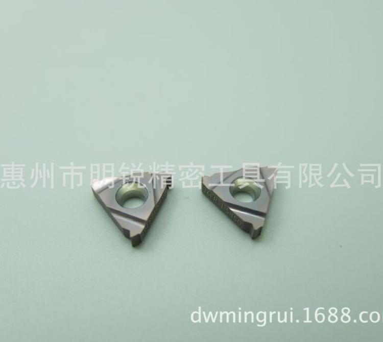 螺纹刀具外螺纹正刀刀片 16ER 1.0/2.0/2.5 AG60/AG55 加工不钢件
