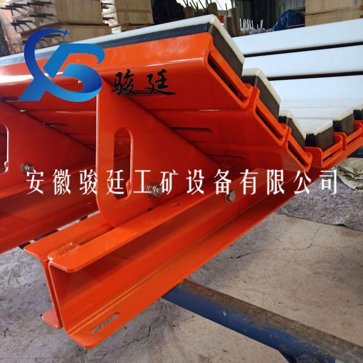 采矿输煤皮带机缓冲床、缓冲滑床 JT-JHC-B1000