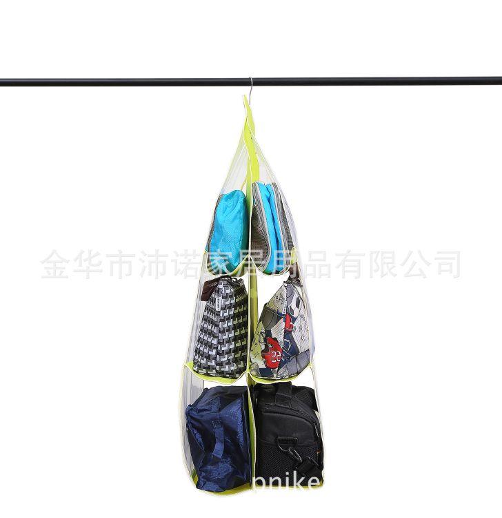多功能储物挂袋无纺布衣柜挂袋包包挂袋