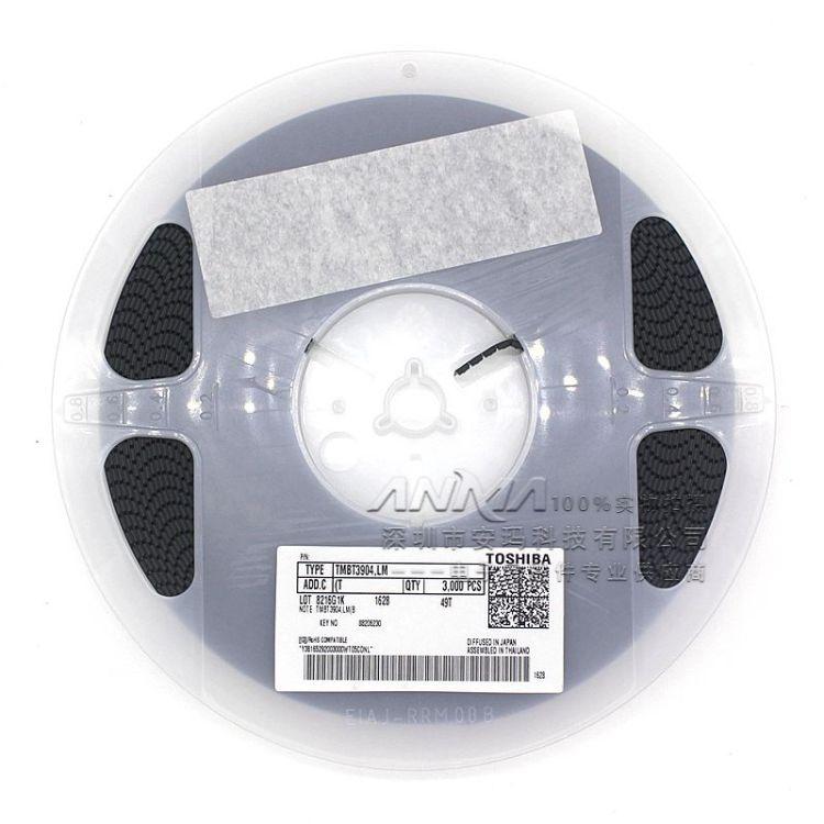 TMBT3904 SOT23 安玛 原装正品 NPN贴片三极管 3904 现货