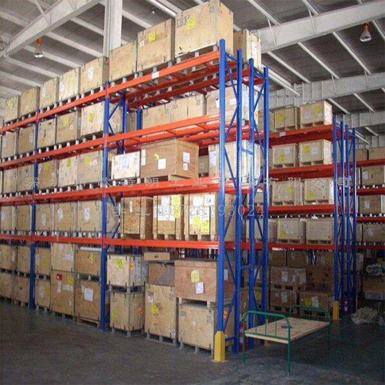 江门重型横梁式货重型仓储货架定做托盘式货架厂家直销质量保证