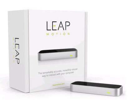厉动/leapmotion 3D三维体感控制器 手势控制电脑 手控鼠标一手货