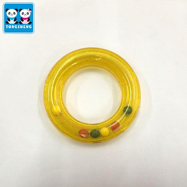 透明玩具胶圈 防水塑料胶圈配件 儿童玩具配件