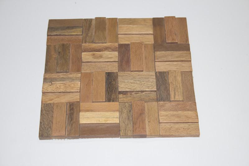 新品上市 厂家直销 实木背景墙 中式古典 亚光 30*30 30*60批发