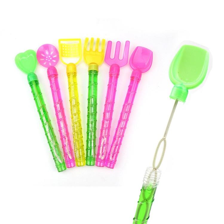 儿童夜市沙滩吹泡泡棒3-6岁宝宝戏水套装地摊幼儿小礼品多色玩具