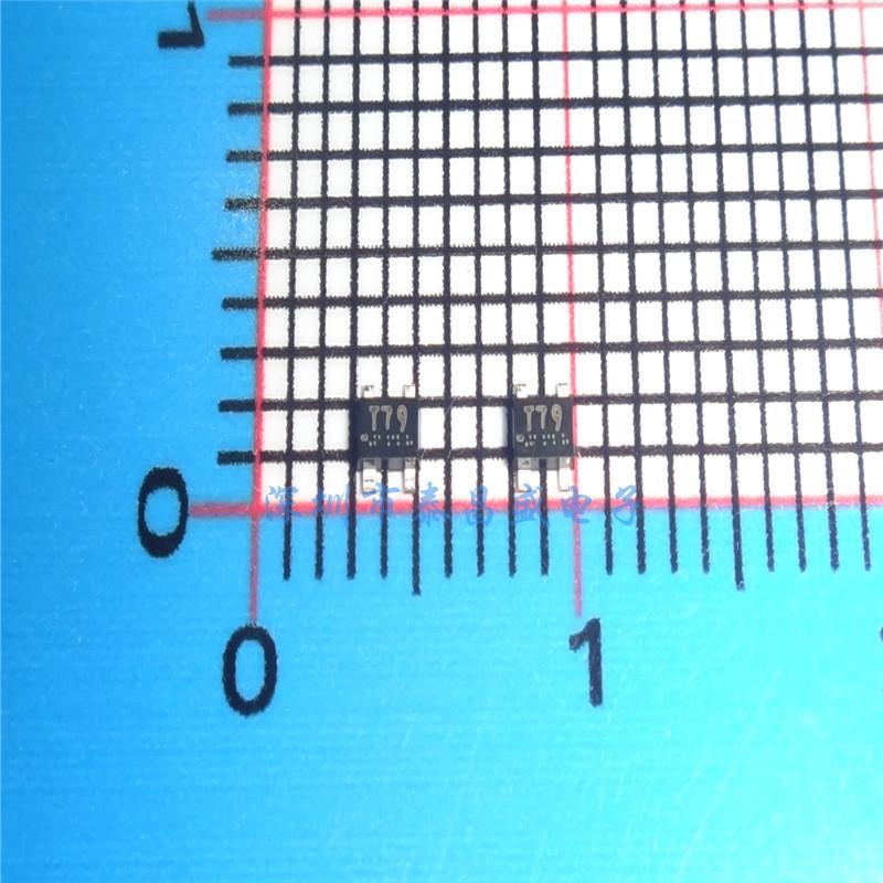 2SC5508 SOT-343 丝印:T79 射频 贴片高频管 原装NEC 5508
