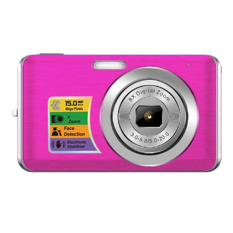 厂家直销/承接OEM 1500万相素 卡片/礼品相机 K50 2.7屏数码相机
