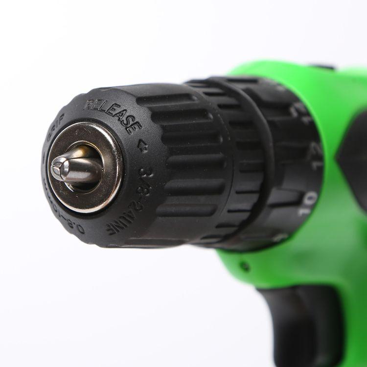 12V牧田款充电手电钻电动螺丝刀电动工具电起子多功能家用锂电钻