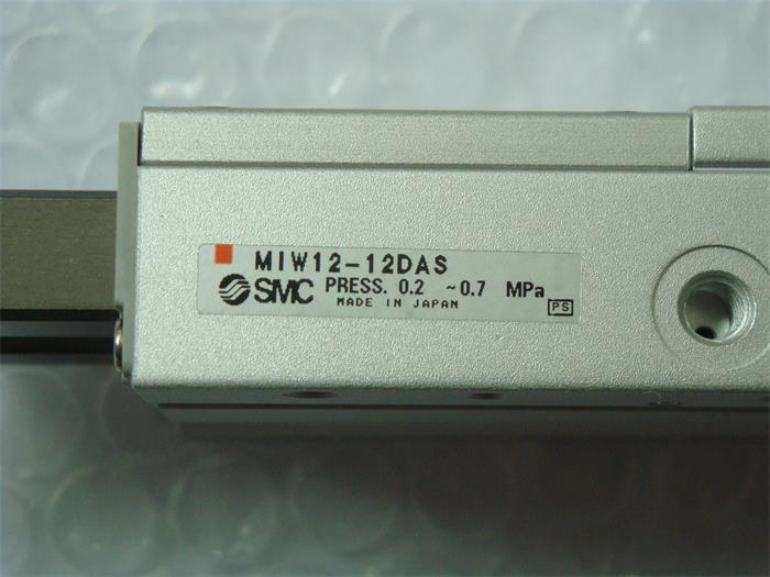 日本全新原装SMC挡料气爪 MIW12-12DAS
