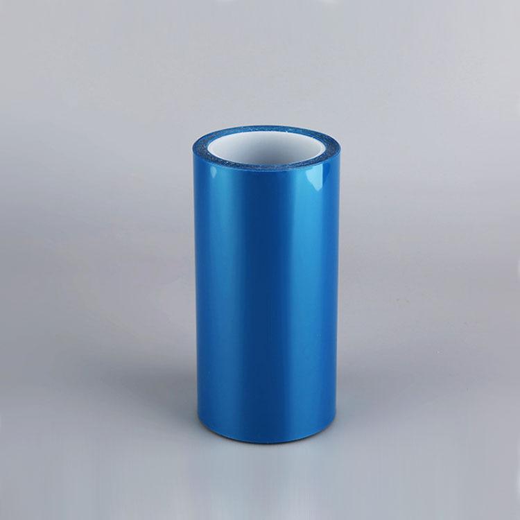 鑫佑鑫厂家直销透明单双面离型膜 蓝色双抗离型膜 透明双抗离型膜