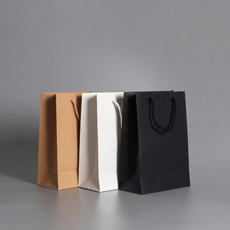 厂家直销包装袋纸袋手提袋广告礼品袋包装服装袋牛皮纸袋