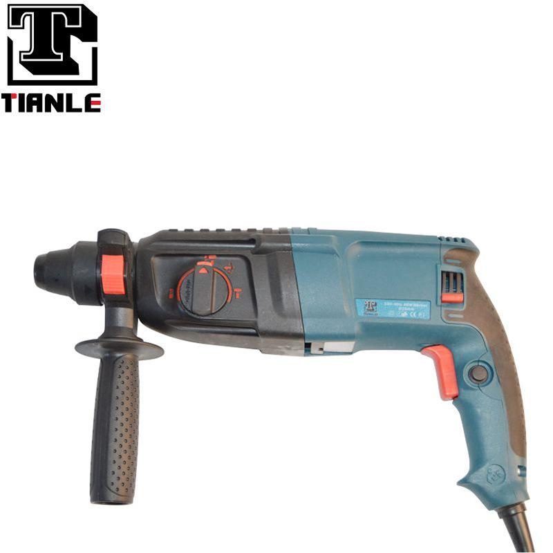 天乐优质电动工具 多功能电锤 三种功能选择
