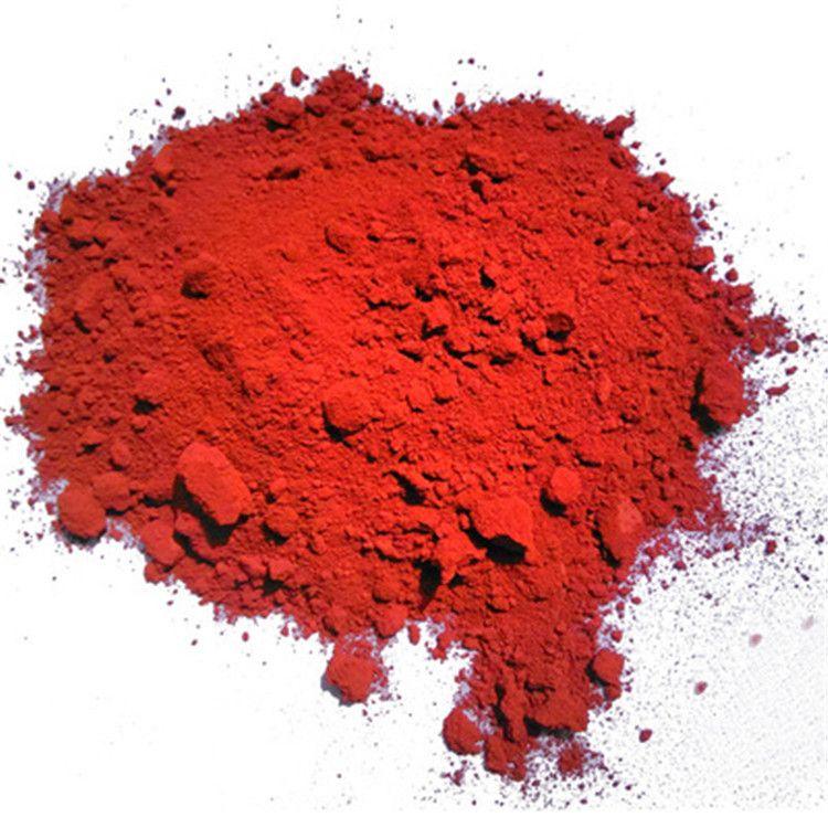 光辉厂家直销 无机颜料氧化铁130红 水泥上色用 耐光耐高温性能好