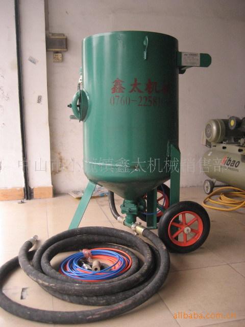 供应深圳-移动喷砂机-深圳移动喷砂机厂家