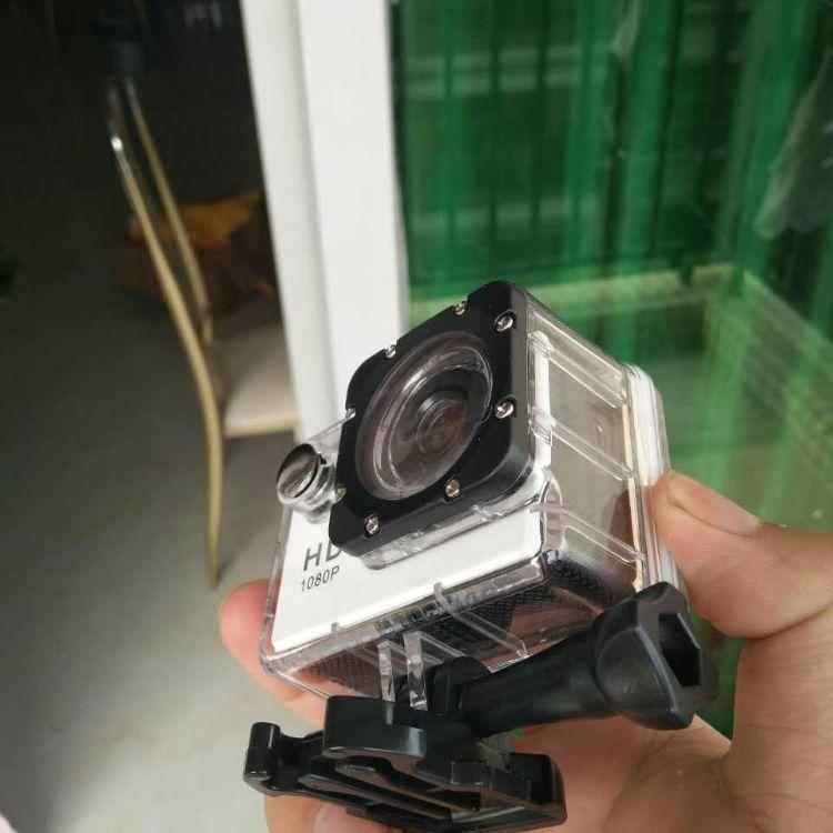SJ4000运动摄像机1080P户外骑行相机普清2.0寸行车记录仪防水相机