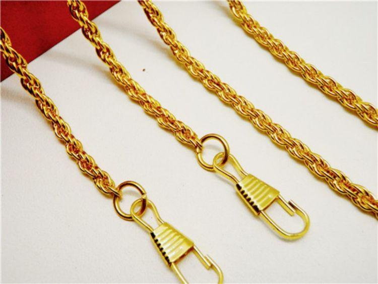 厂家批发现货链条铜链铝链不锈钢链条品种规格齐全