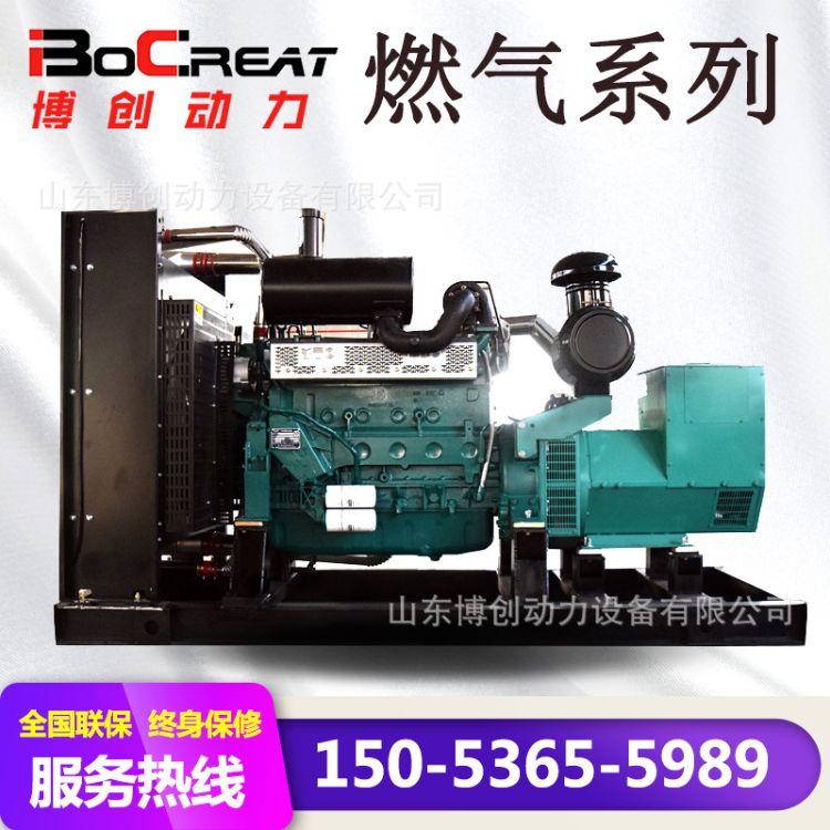 100千瓦天然气系列发电机组 100kw燃气发电机厂家 直销全国联保