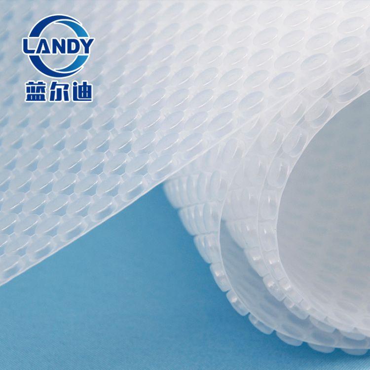 蓝尔迪游泳池心形覆盖膜 可根据图纸定制 20年专业生产经验