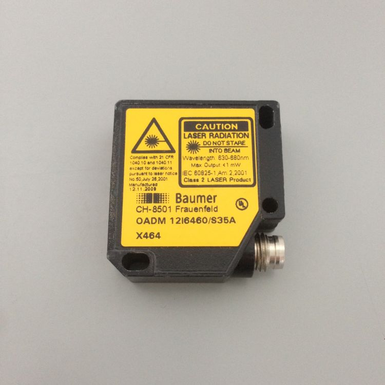 Baumer/堡盟/激光测距传感器/OADM 12U/I6460/S35A
