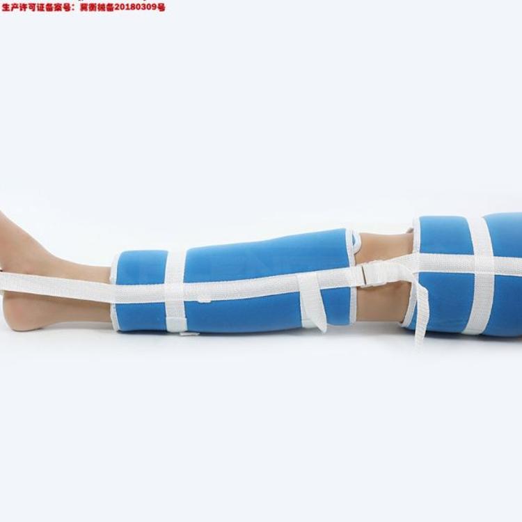 直销 医用腿部下拉固定带下肢牵引带家用下肢康复牵引带术后骨折康复带