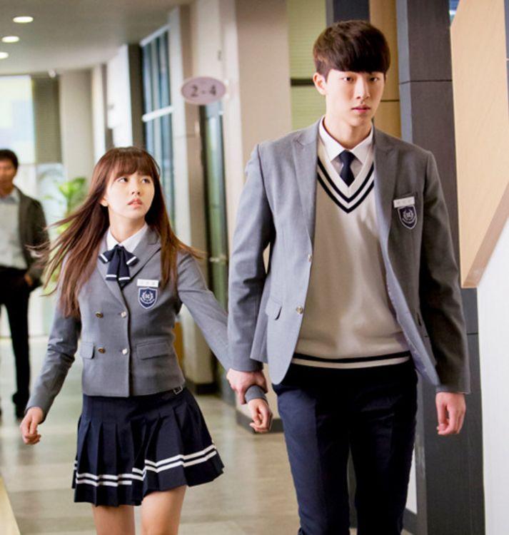 新款韩版继承者同款男女学生校服高中大学英伦风毕业班服校服套装